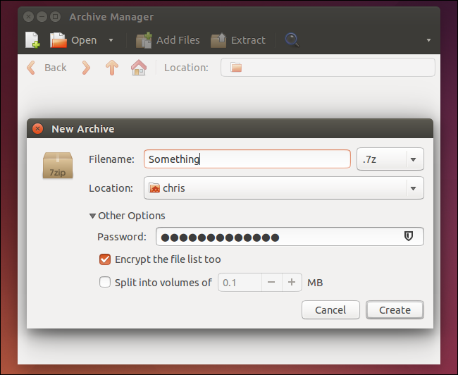 create-an-encrypted-archive-with-file-archiver-on-ubuntu-linux