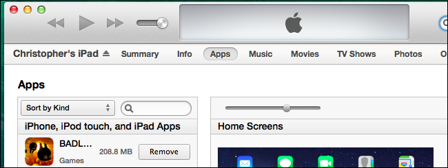 itunes-categories-of-data-on-device