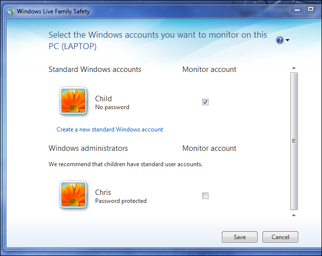 whitelist-applications-with-windows-live-family-safety-on-windows-7