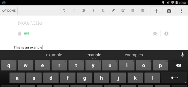How to Turn Off Auto-Correction in Android
