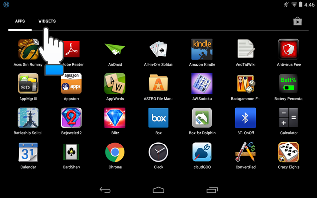 installed apps memory booster