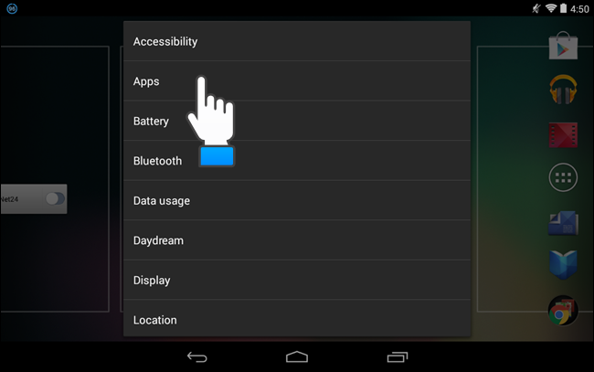 add pdf to home screen android
