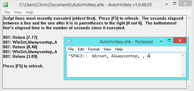 autohotkey-always-on-top-script