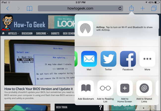 How to Use App Extensions on an iPhone or iPad With iOS 8