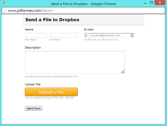 form-to-upload-files-to-dropbox