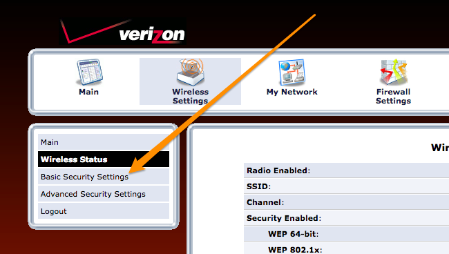 How To Change The Wi Fi Channel On Your Verizon Fios Router