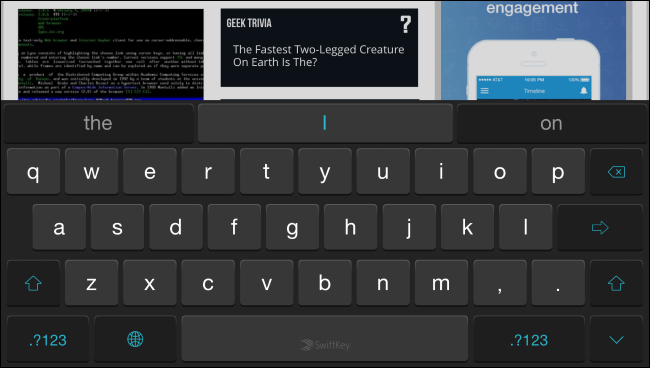 How to Use Third-Party Keyboards on an iPhone or iPad With iOS 8