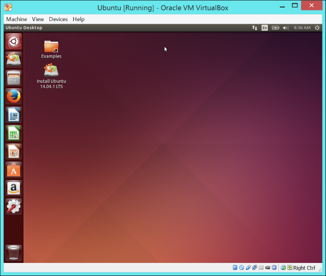 how to create a ubuntu virtual machine in windows 7