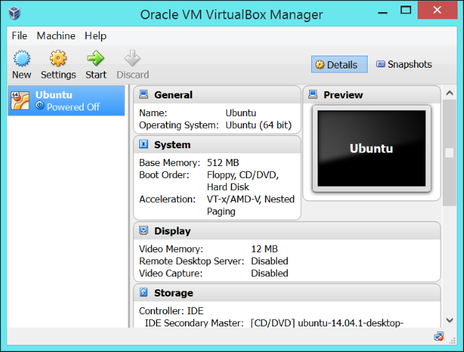 free  virtual machine software for windows 8