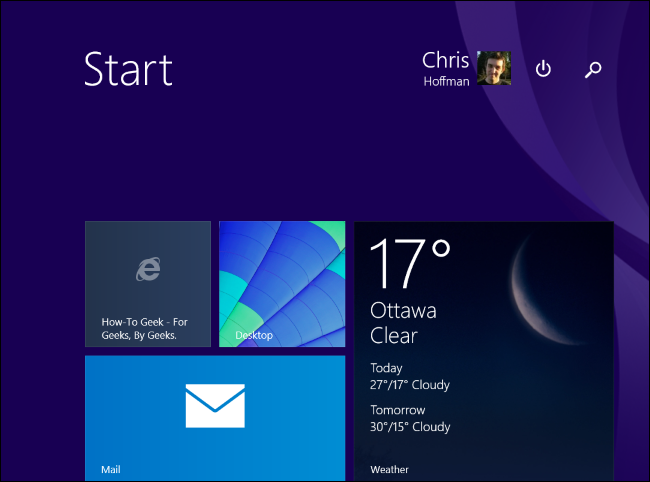 website-pinned-to-windows-8-start-screen