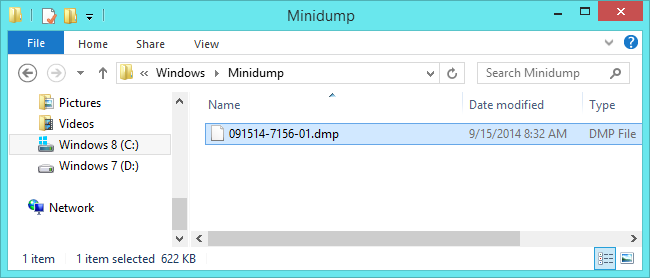 windows-minidumps