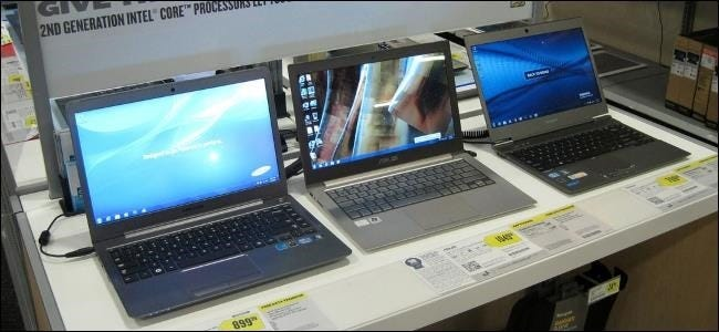 Windows Pc Laptops