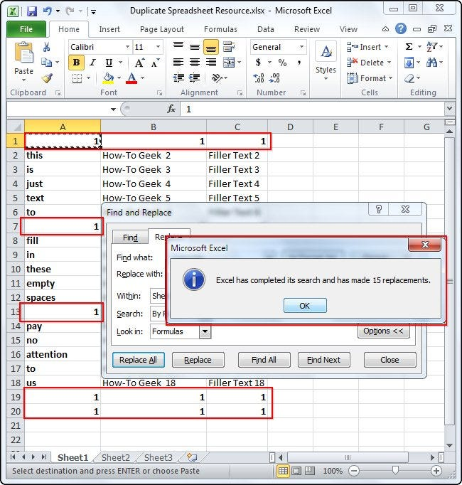 how to delete duplicate rows in excel 2003