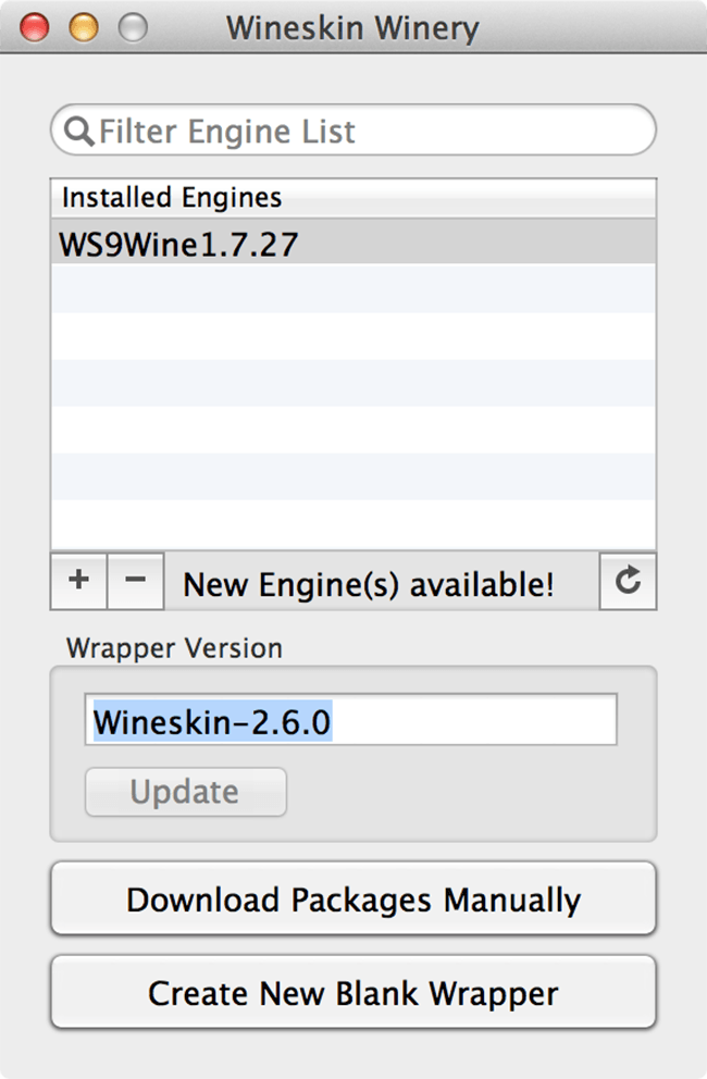 Wineskin - LaunchWindow