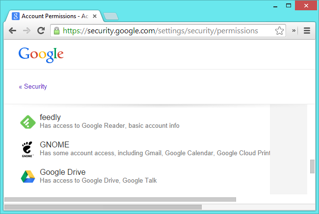 google-account-permissions
