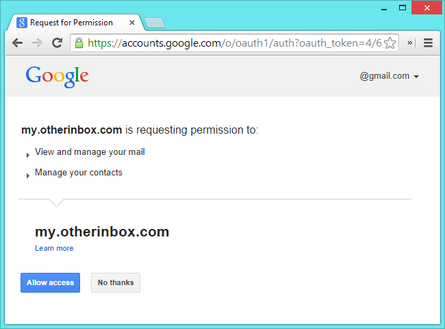 google-request-for-permission-oauth-prompt