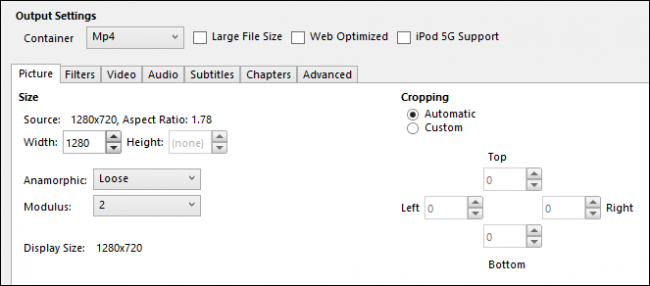 how to add subtitles to handbrake video