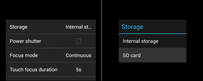 how to delete photos from sd card on android