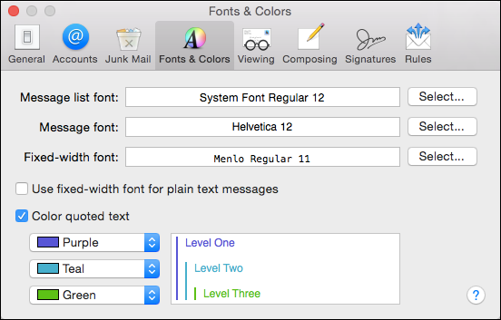 Give Your Eyes a Break by Making Everything in OS X Bigger