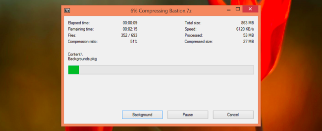 Benchmarked: What's the Best File Compression Format?