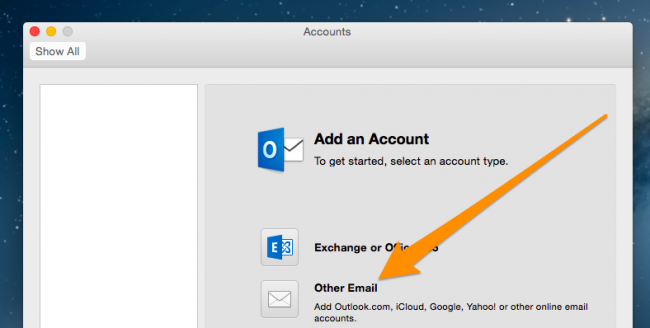 How to set up gmail account in outlook 365