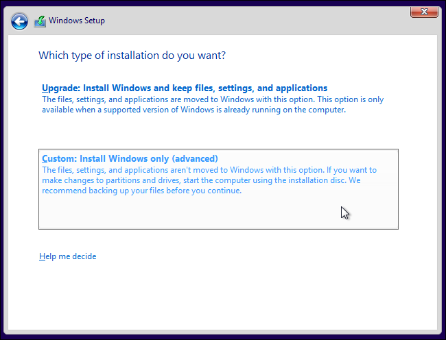 create custom windows 10 installer