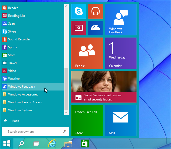 launch-windows-feedback-app-on-windows-10-technical-preview