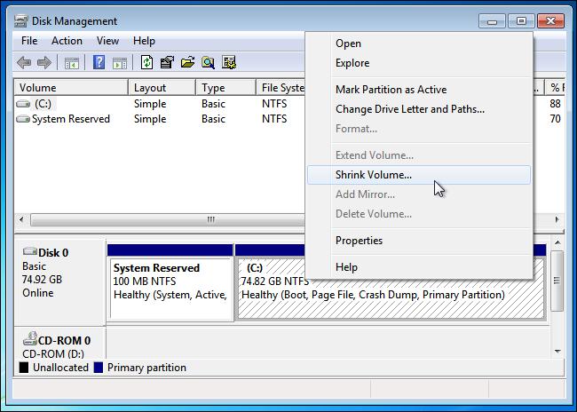 boot disk setup windows 8.1