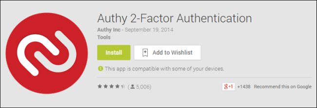 Authy: Two-Factor Authentication Made Easy
