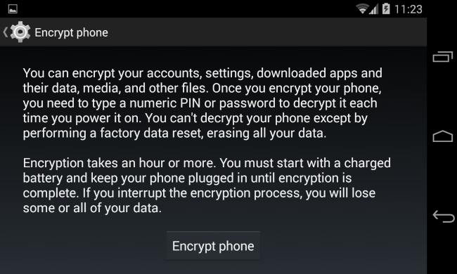 android-encryption