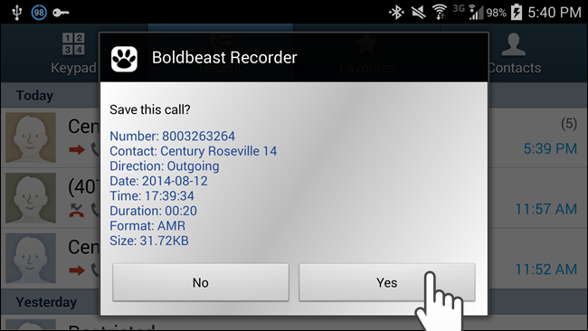 How to Record a Phone Call or Voice Chat From Your ...