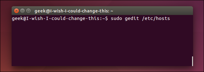 open-hosts-file-for-editing-on-ubuntu