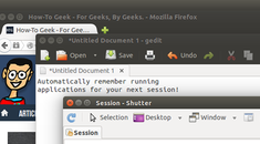 How to Automatically Remember Running Applications from Your Last Session in Ubuntu 14.04