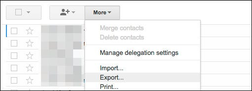How to Import / Export Contacts Between Outlook and Gmail