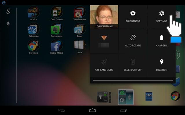 how to add device to google play account