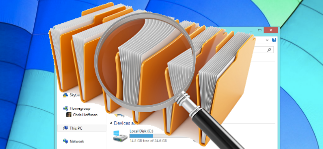 find duplicate files on windows 8