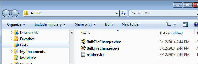 How To Change Created or Modified Timestamps for Files and