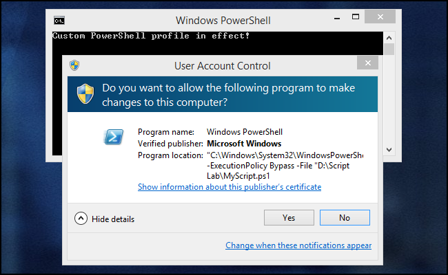How to Use a Batch File to Make PowerShell Scripts Easier to Run