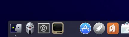 app spacer