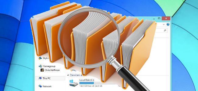 find duplicate files on windows 8