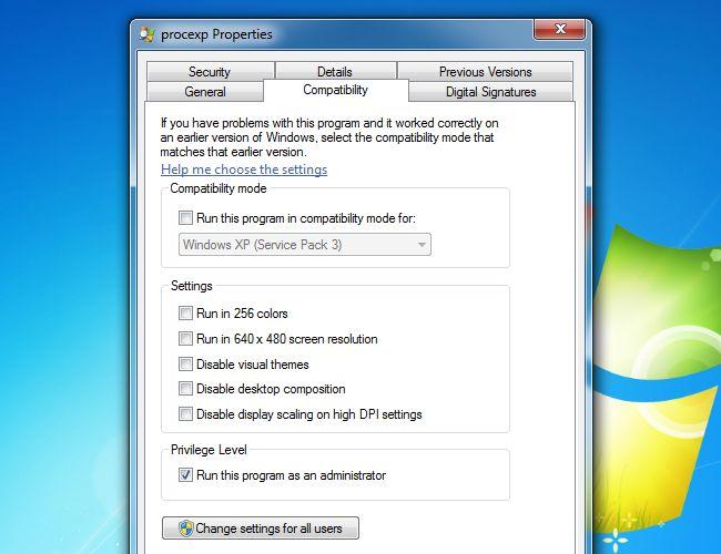 process explorer  windows 7