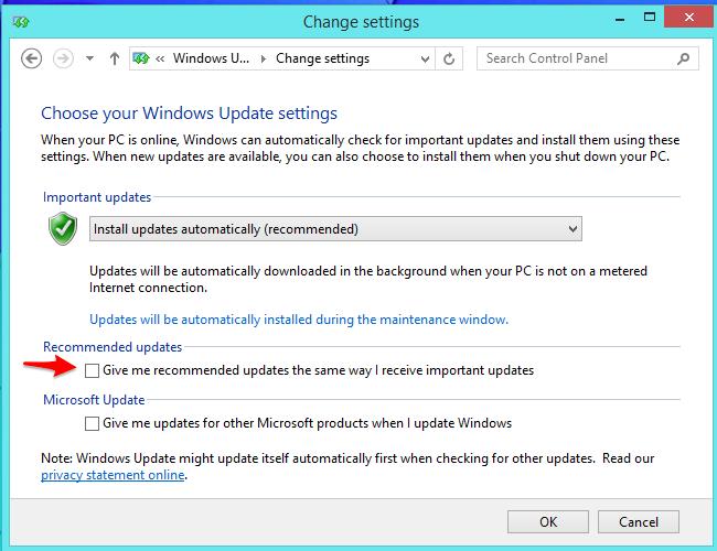 Install optional updates windows 8.1 windows 7 remove service pack uninstall files