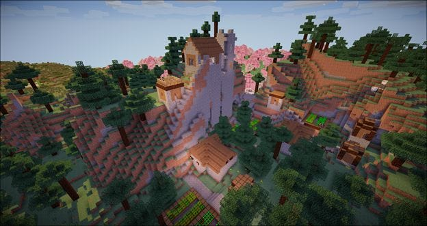 How To Pump The Minecraft Eyecandy With Shaders