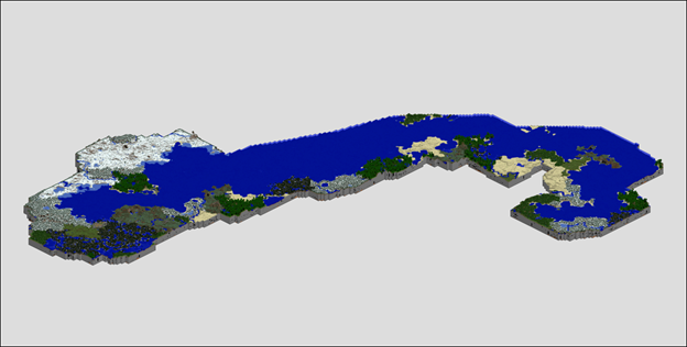 How to Render Your Minecraft Worlds Google Earthstyle with Mapcrafter