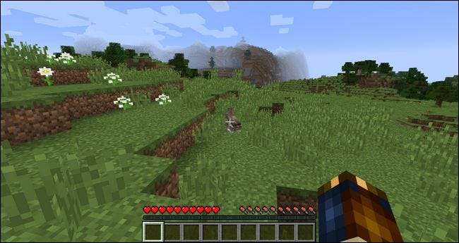 How to Switch a Minecraft World from Survival to Creative to