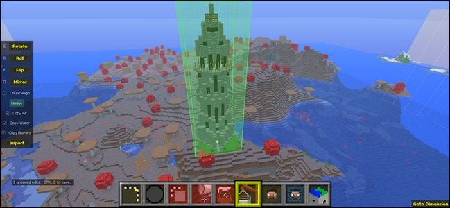 Edit The World Map How to Edit Your Minecraft Maps with an External Editor