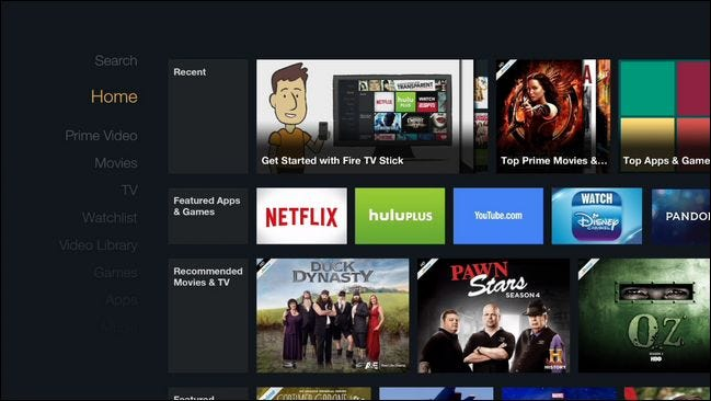HTG Reviews The Amazon Fire TV Stick: The Most Powerful