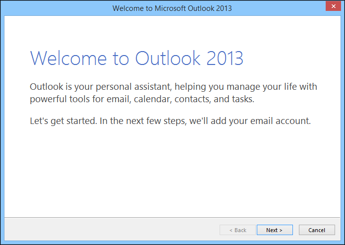 The Beginner's Guide to Microsoft Outlook 2013