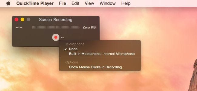 Use Your Mac's QuickTime App to Edit Video and Audio Files