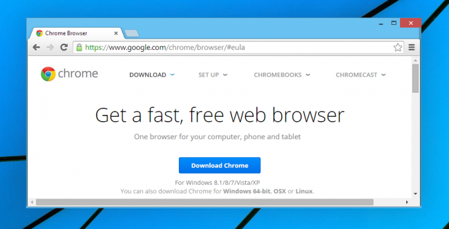 google chrome free download for windows 10 32 bit latest version